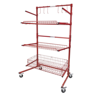 Part Carts & Storage
