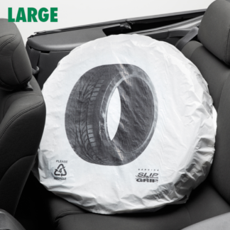 Disposable Tire Bags